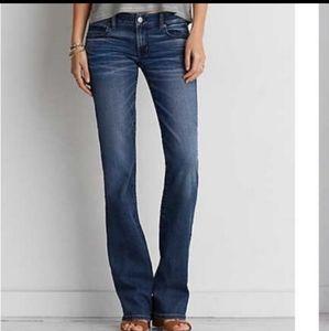 "American Eagle favorite boyfriend jeans 12 x 32"""